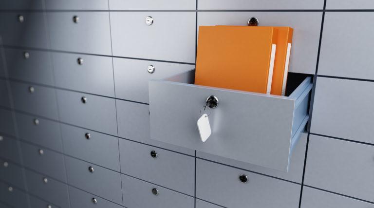 隐密的处理客户信息或调查结果
