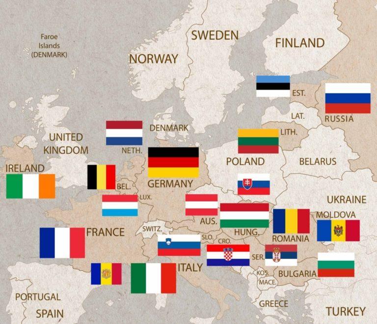 其他欧洲国家调查